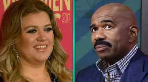 Kelly Clarkson's New Daytime Talk Show: How It May Affect Steve Harvey [Video]