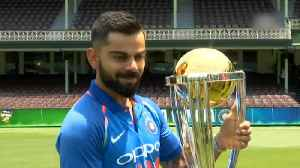 'Focus now is to prepare for World Cup', says Virat Kohli [Video]