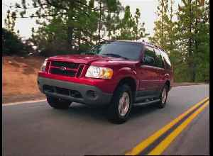 Ford Explorer Through the Years [Video]