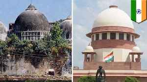 News video: Indian Supreme Court to hear case on disputed holy site