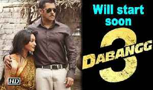 DABANGG 3 | Sonakshi to start shoot with Salman [Video]