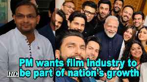 PM wants film industry to be part of nation's growth: Producer Mahaveer Jain [Video]