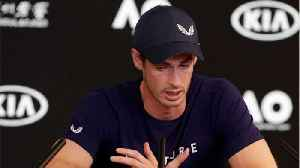 News video: Andy Murray Might Retire After Australian Open