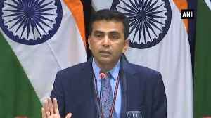 Pakistan should be last country to lecture New Delhi on plurality: MEA [Video]