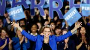 Warren Heads To New Hampshire [Video]