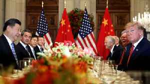 US And China Agree To New Round Of Trade War Talks [Video]