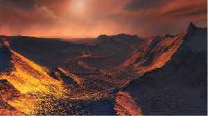News video: Scientists Suggest Barnard's Star Hosts Icy Planet With Potential for Alien Life