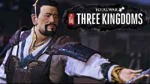 Total War: Three Kingdoms - A Hero's Journey Trailer [Video]