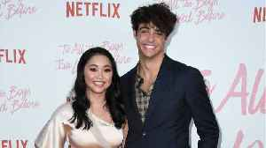 Lana Condor Admits She Had A Crush On Co-Star Noah Centineo [Video]