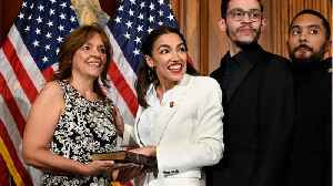 News video: Alexandria Ocasio-Cortez's Team Publicly Feuds With Democratic Lawmakers After They Criticized Her Tactics