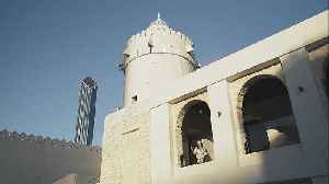 Abu Dhabi's most historic structure opens to the public [Video]