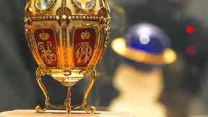 Fabergé eggs go on display at the New Jerusalem Museum [Video]