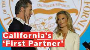 Wife Of California Governor Will Go By 'First Partner' Instead Of First Lady [Video]