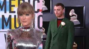 Taylor Swift Fans Speculate Sam Smith's New Song Throws Serious Shade [Video]