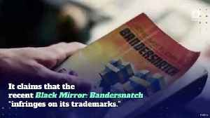'Choose Your Own Adventure' Sues Netflix Over 'Bandersnatch' [Video]