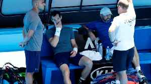 News video: Murray says Australian Open could be his swansong