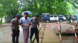 Myanmar court rejects jailed reporters' appeal [Video]