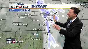 MIchael Fish's NBC26 Storm Shield weather forecast [Video]