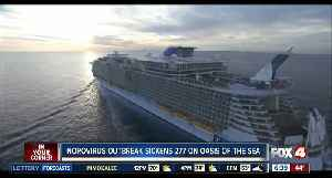 Norovirus outbreak sickens 277 on Oasis of the Seas [Video]