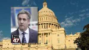 Michael Cohen, Trump's former lawyer, to testify publicly before Congress [Video]