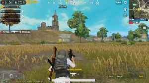 Pubg Mobile Game Scanning Enimies From The Roaf Then Going Inside Safe Zoon [Video]