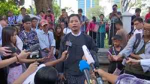Myanmar court rejects appeal by jailed Reuters reporters [Video]