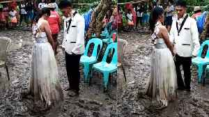 First Dance Ankle Deep In Mud [Video]