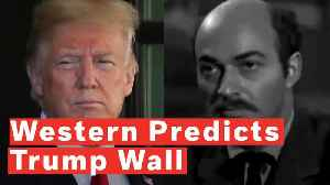 News video: This 1950s TV Show Clip Predicted A Man Named Trump Would Try To Get People To Build A Wall