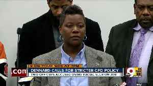 Dennard calls for stricter CPD policy [Video]