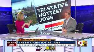 The Tri-State's hottest jobs [Video]