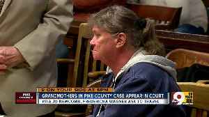 Grandmothers of Pike County murder suspects in court [Video]