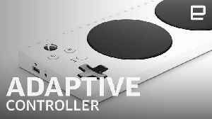 How the Xbox Adaptive Controller works (and why it matters) at CES 2019 [Video]