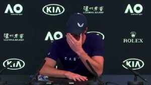 Tearful Murray reveals plan to retire from tennis [Video]