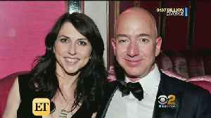 World's Richest Man Jeff Bezos, Wife Divorcing After 25 Years [Video]