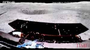 China Shares Pictures Taken by Rover and Spacecraft on the Far Side of the Moon [Video]