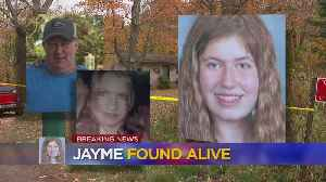 News video: Jayme Closs Found Alive; Suspect In Custody