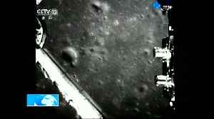 Video shows Chinese space probe's successful touchdown on moon [Video]