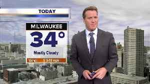 Mostly cloudy and warmer Friday [Video]
