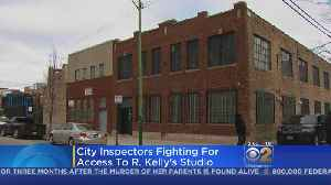 City Attorneys Fight For Access To R. Kelly's Recording Studio [Video]