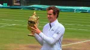 News video: Andy Murray Announces Possible Early Retirement