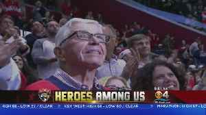 Heroes Among Us: Army Veteran Staff Sgt. George Thompson [Video]