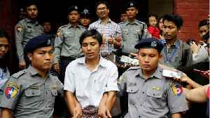 News video: Jailed Reuters Journalists In Myanmar Lose Appeal