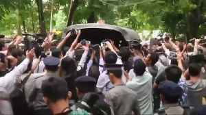 News video: Myanmar court rejects appeal by jailed Reuters reporters