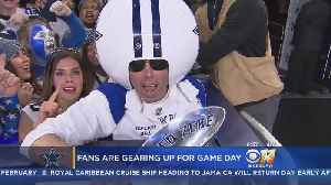 Fans Have Super Bowl Dreams As The Cowboys Head To L.A. [Video]