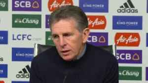Puel coy on Leicester duo's future [Video]