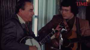 Google Doodle Honors Banjo-Picking Bluegrass Legend Earl Scruggs [Video]