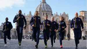 Vatican Launches Official Athletics Team, With Eyes Set On The Olympics [Video]