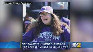 Wildcats Superfan 'The Shrieker' Quieted By Northwestern Official [Video]