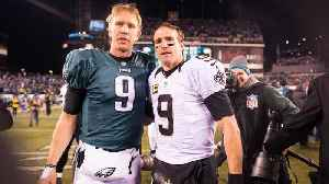 Nick Foles, Drew Brees Set to Face Off in Historic Matchup of Westlake High School Alums [Video]