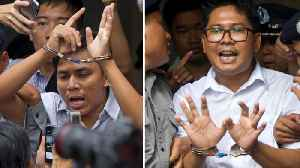 Jailed Reuters Reporters Appeal Rejected By Myanmar Court [Video]